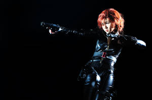 AVENGERS: Black Widow by meeelldango