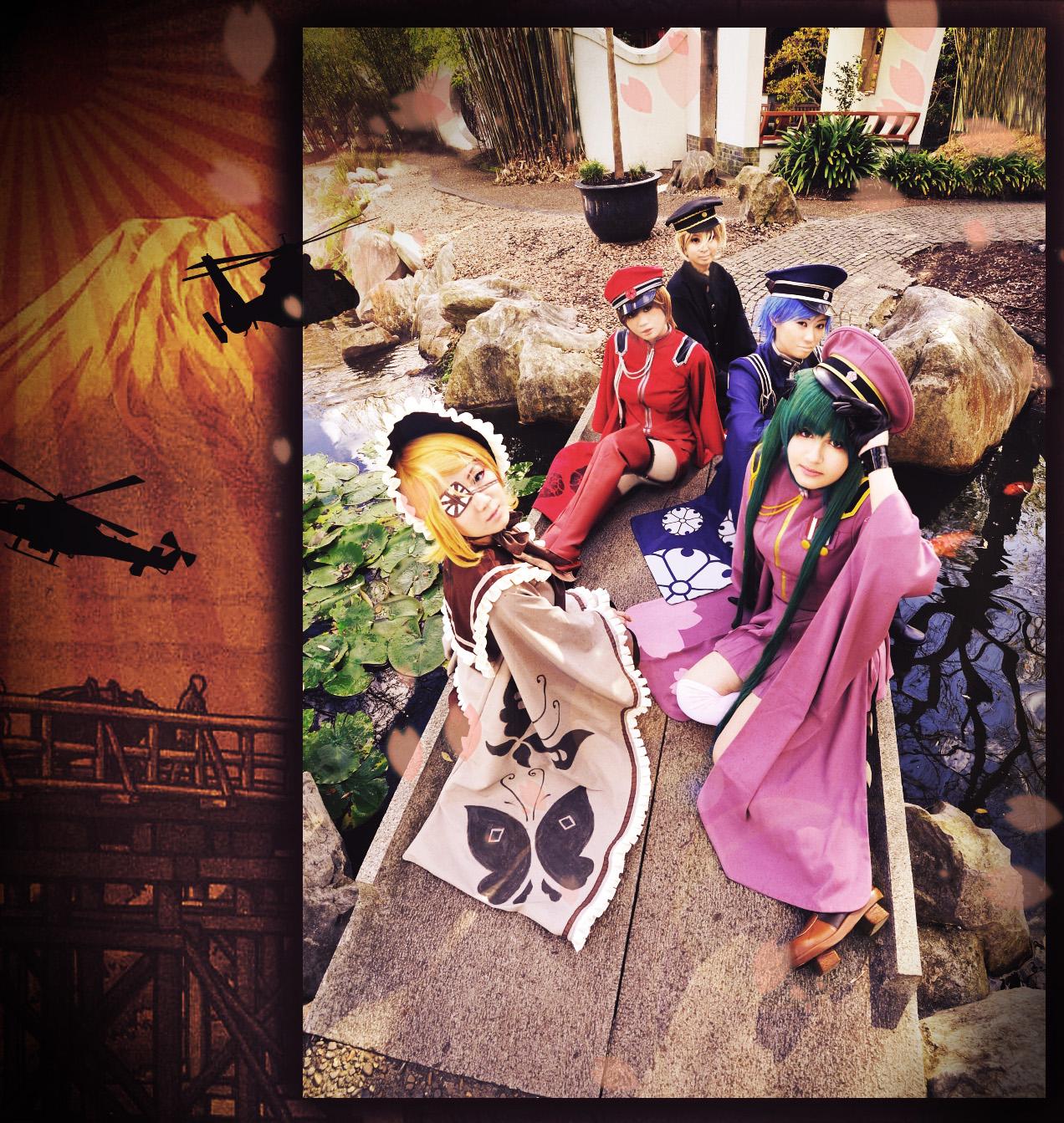 Senbonzakura: Nirvana by meeelldango