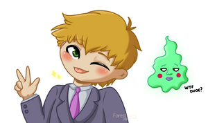 {MP100} Greatest Psychic of the 21st Century + DP