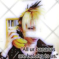 Banana Phone by AkaiiDenetsu