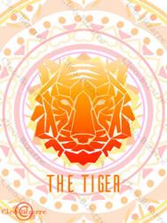 Mandala The Tiger