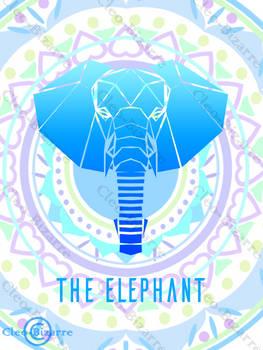 Mandala The Elephant