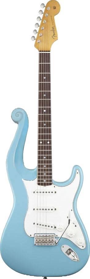 Fender CLoud Guiter by Geeviant