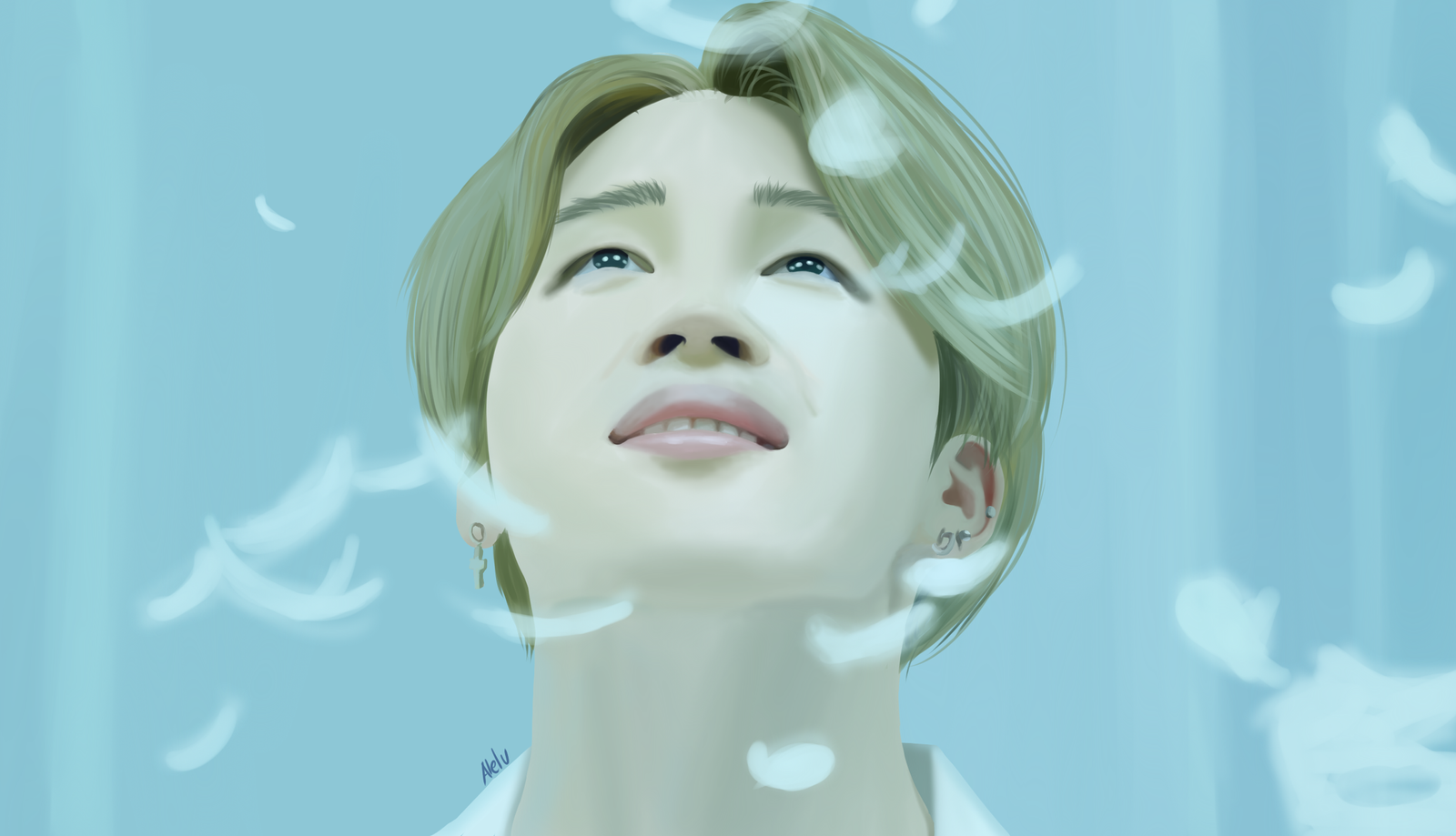 Jimin By Alelu-chan On DeviantArt