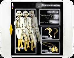 Pharos Academy - Theophrastus Veisz by Broeckchen
