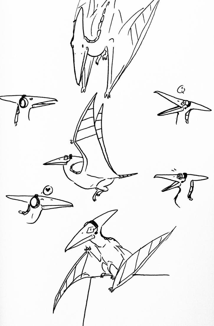 Even more doodles by WinterHyena