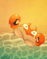 Krabby by lavi-n