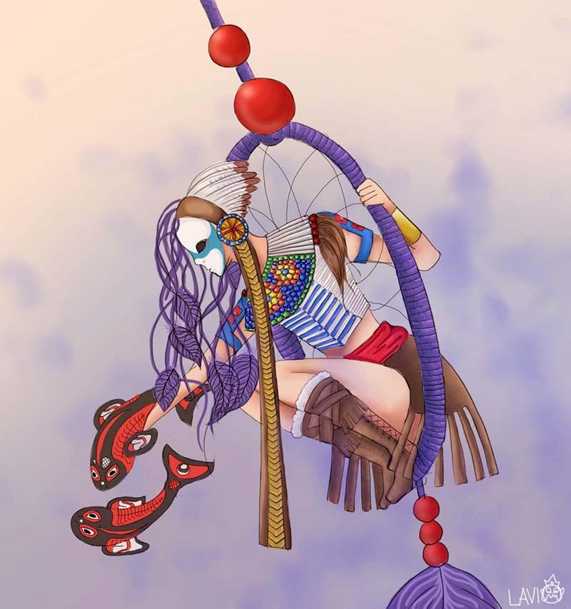 Dreamcatcher by lavi-n