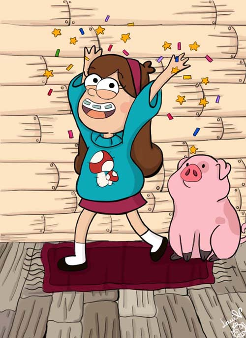 Mabel by lavi-n