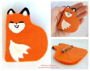 Felt Fox 09 by Erunei