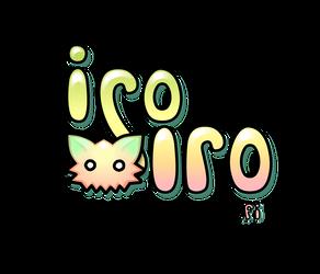 iroiro logo by Erunei