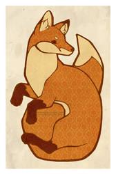 Fox by Erunei