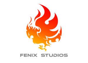 Logo Fenix Studios 2 - fondo blanco