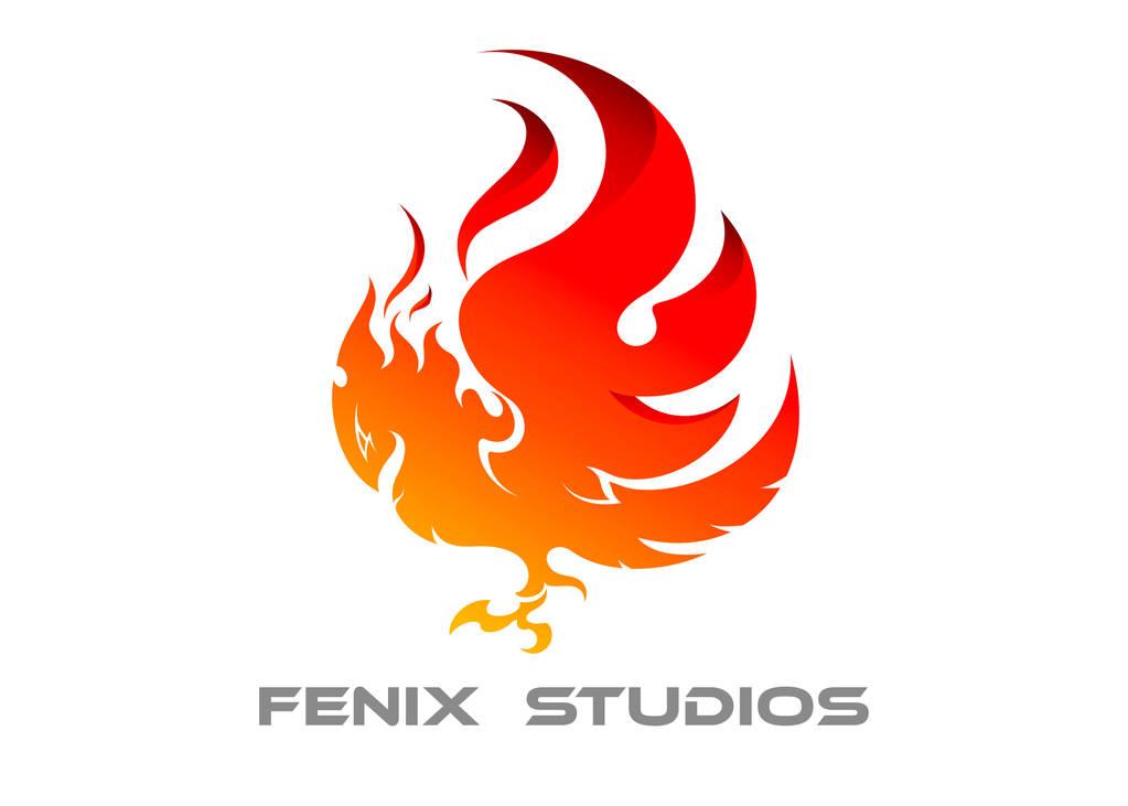 Logo Fenix Studios - 3 by fabiofenix88