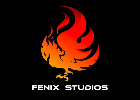 Logo Fenix Studios-negro