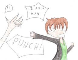 Dean Winchester says by WarriorNun