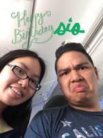 Happy Birthday from my Bro Bro! by WarriorNun
