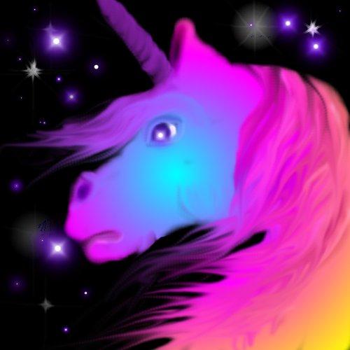 Rainbow Unicorn by alucardsangel1973 on DeviantArt