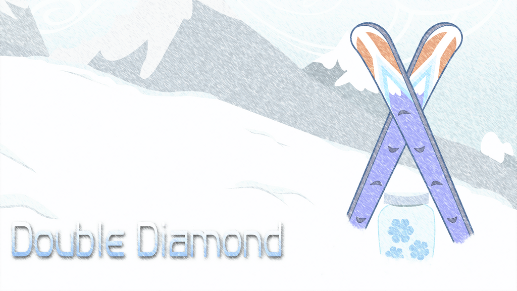 Double Diamond Bg by ddrkreature