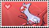 Latias Stamp by Escovina