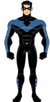Nightwing 'Blue Costume'