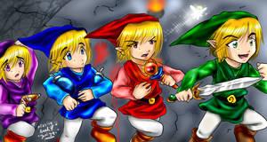 +To the Boss We Go+ - Zelda