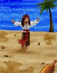 Sand Angels - Jack Sparrow