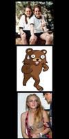 disappointed pedobear