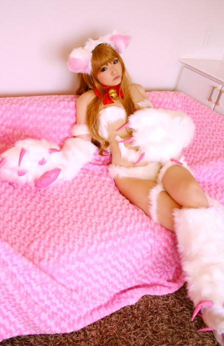 Felicia Cosplay by BabyClassicSonic