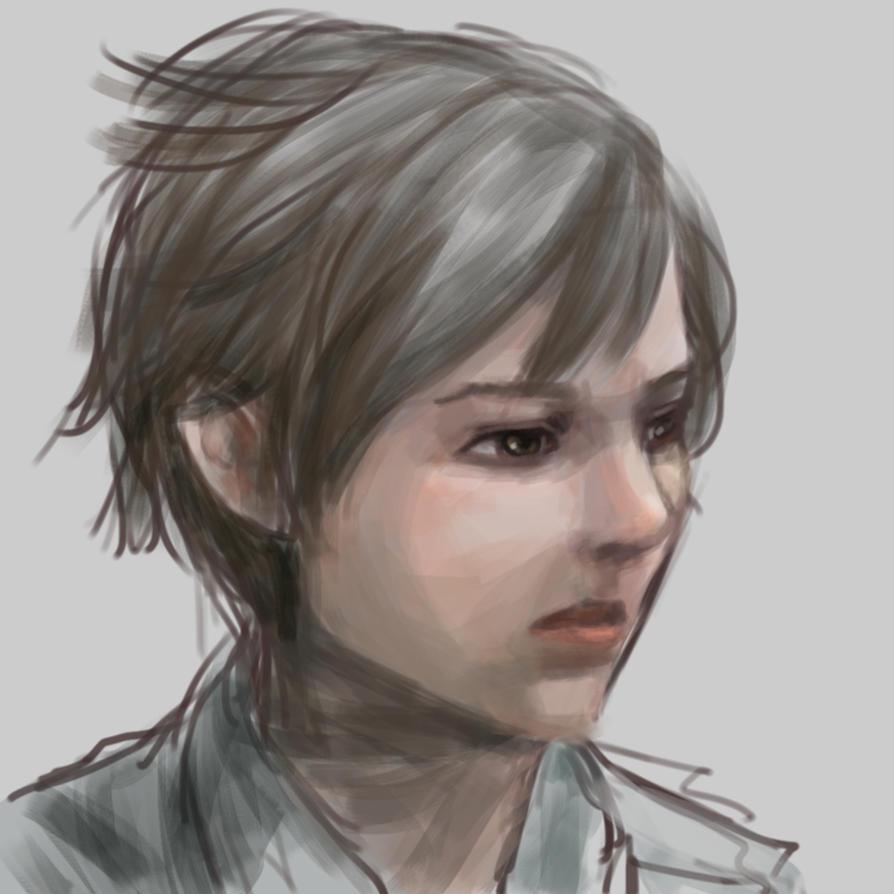 sketch by KyumaO