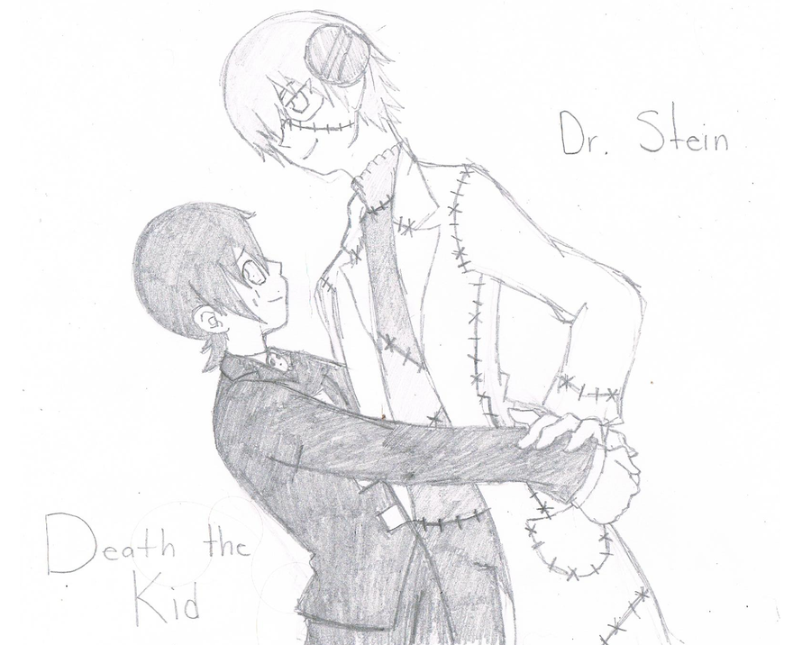 Death The Kid X Stein Yaoi