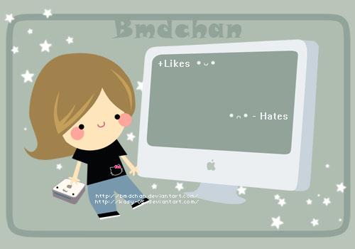 bmdchan's Profile Picture