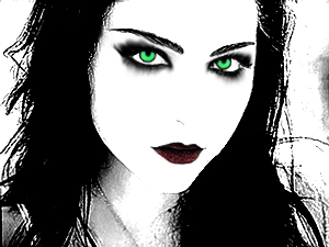 Amy Lee by goddessofissues