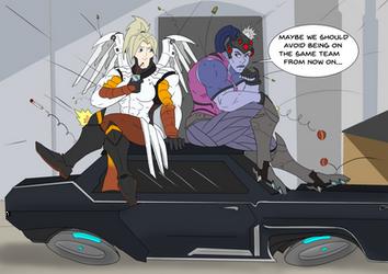 Payload Boredom by GrimaSpawn