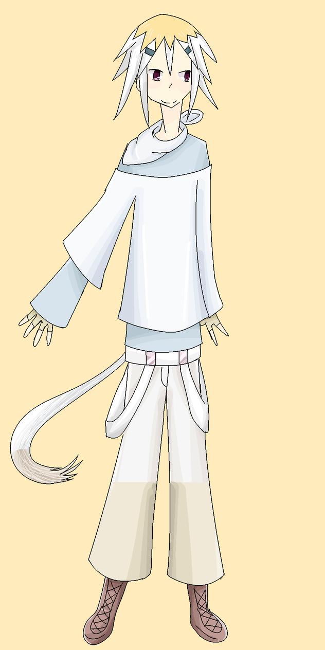 Ferret by Supah-Shugo