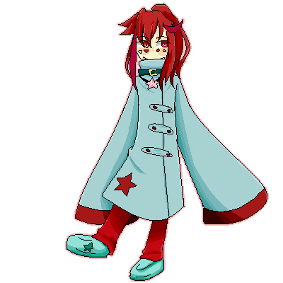 Alt Outfit Shuiro by Supah-Shugo