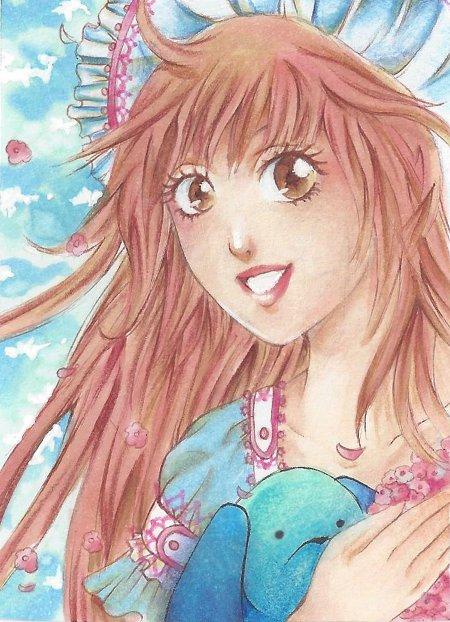 Kobato by m-chans