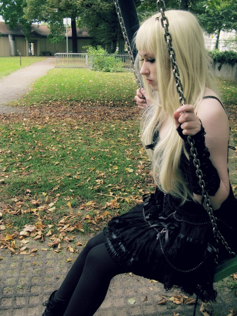 You had me at hello - Misa Amane by m-chans