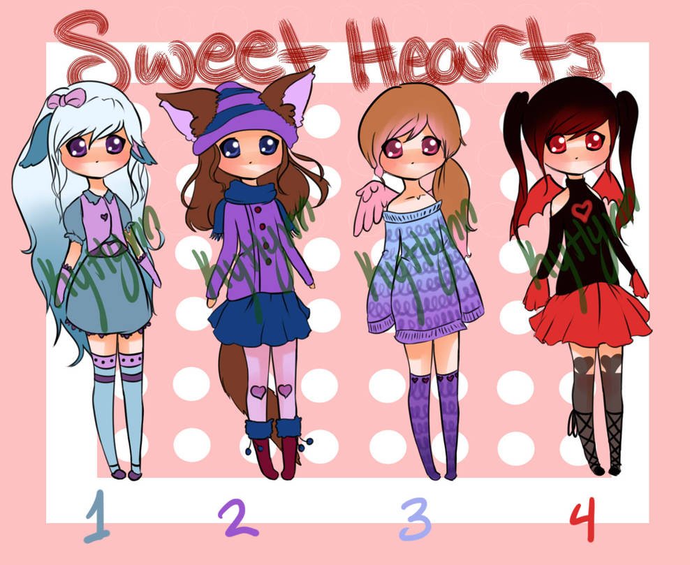 Sweet Heart Adopts [CLOSED]