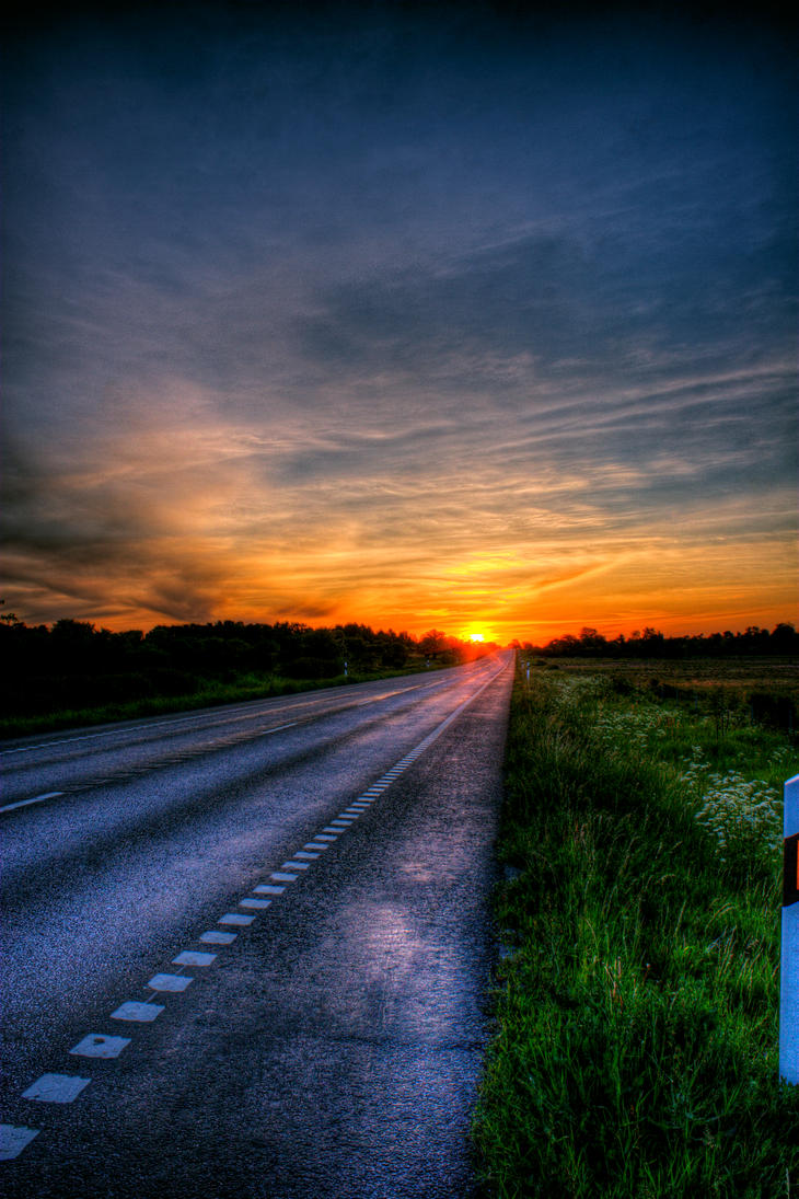 The Road to Salvation by JeyJeyJonsson