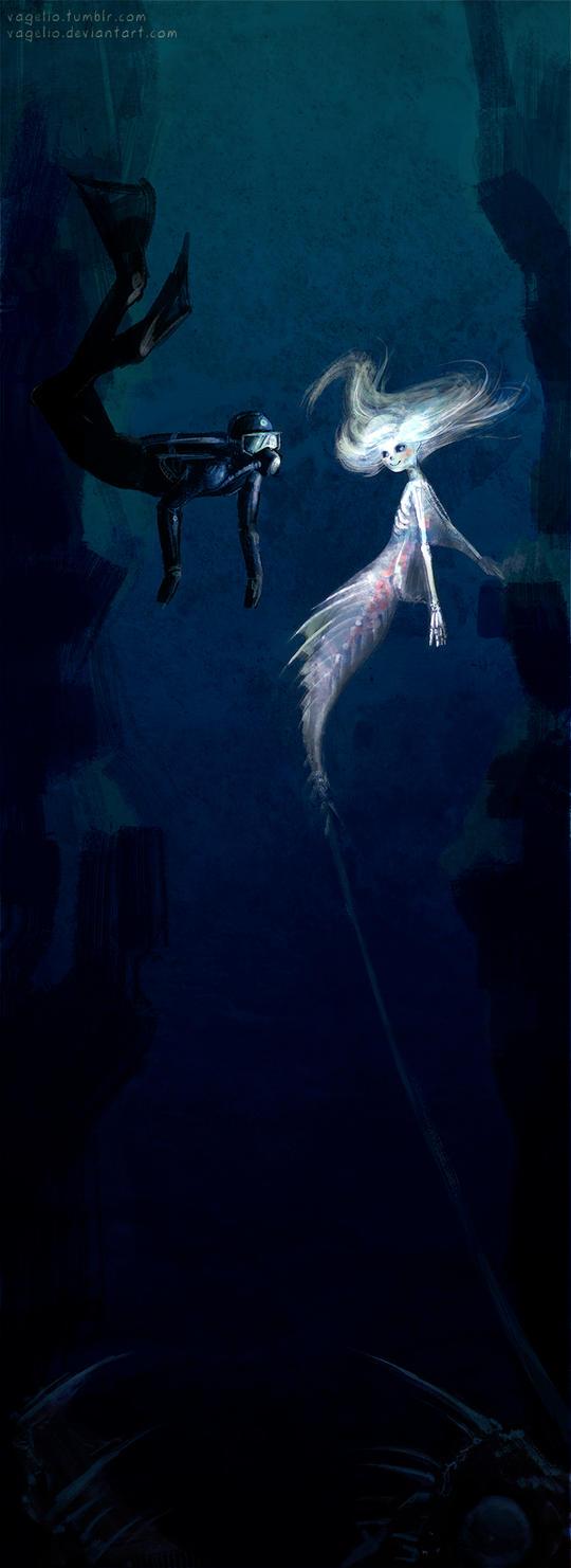 Idiacanthinae by Vagelio
