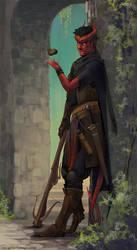 Thief by Vagelio