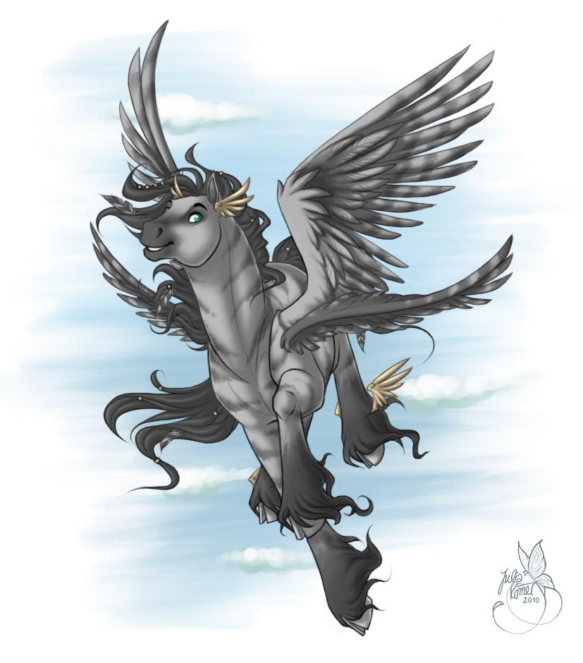 Free as a bird by leelakin