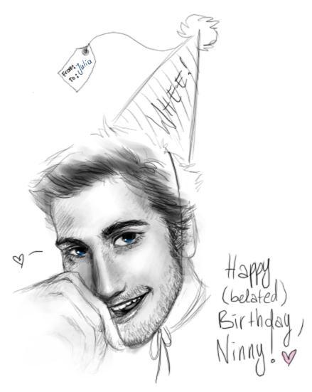 Birthday Jake by leelakin