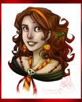 HP: Halloween Hermione