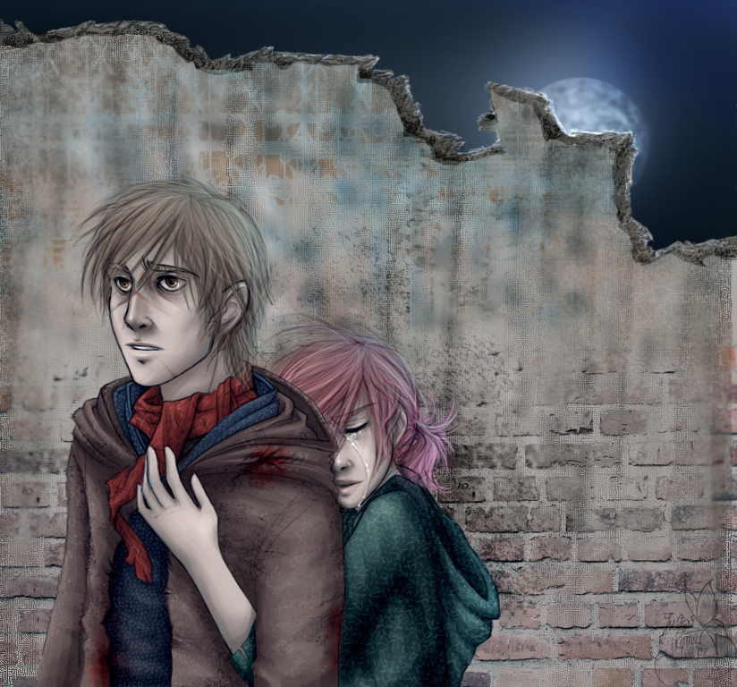 HP6: The Werewolf and the Girl by leelakin