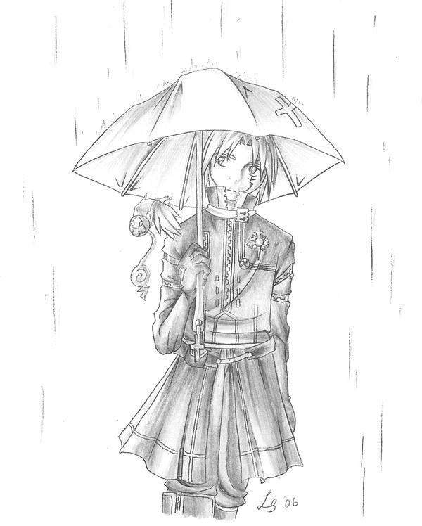 Request 1-Allen Walker by HitokiriHaku