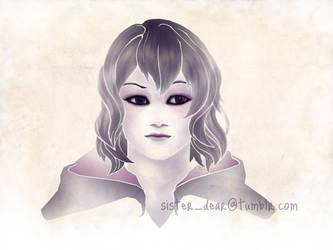 Morgan by SachiAmi