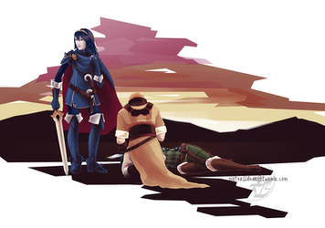 After the Battle by SachiAmi