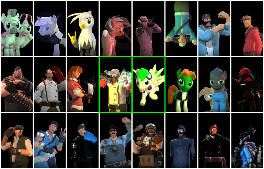 Gmod Characters – HD Wallpapers